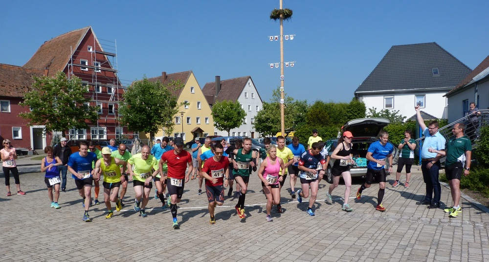 DOM Start Staffellauf AB-Kreuz 2018